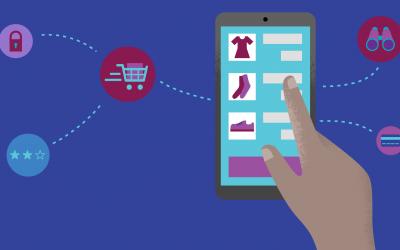 25 principios a tener en cuenta al diseñar Aplicaciones y sitios web móvil para Retail