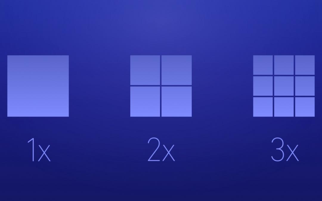 """La densidad de píxeles """"Pixel Density"""""""